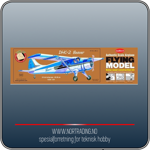 Bilde av GUILLOW DHC-2 BEAVER 1:24